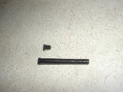 Winchester model 1886 tang sight screws